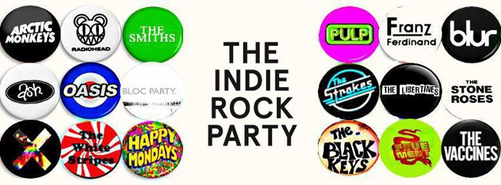 The Indie Rock Party A S T R O