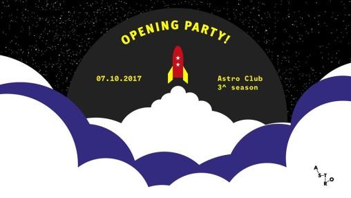 opening party 7 ottobre astro club fontanafredda